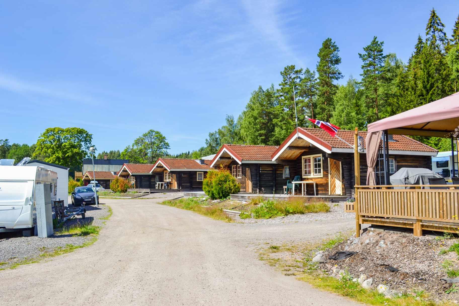 Stugor& Boende Charlottenberg Camping& Stugor Haganäset